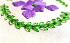 Russian Chain Stitch